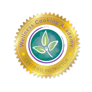 Wellness Cooking Academy Certified Cooking Instructor